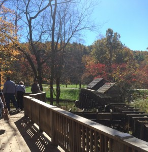 Bridges and Views at Mabry Mill - Photo credit: Mathew Swiatlowski