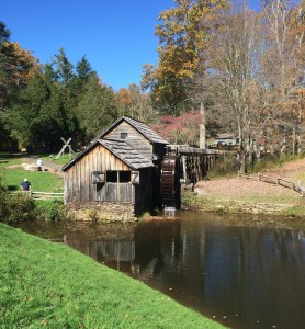Mabry Mill's outdoor museum - Photo credit: Mathew Swiatlowski